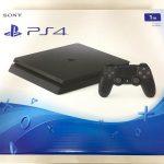 新型PS4外箱